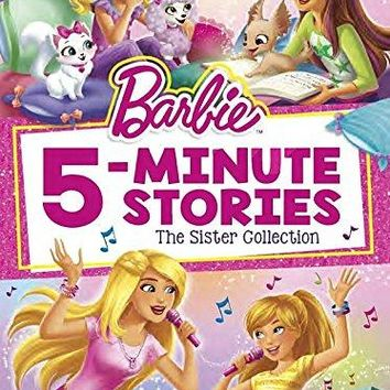 Barbie 5-minute Stories Barbie