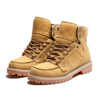 SUPRA SKYBOOT | WHEAT - GUM | Official SUPRA Footwear Site