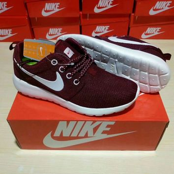"""""""Nike Roshe Run"""" Unisex Sport Casual Light Running Shoes Couple Fashion Sneakers"""