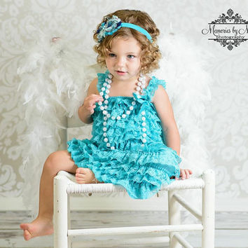 Flower girls dress- China Jade lace Dress,Tiffany blue dress,Girls dress, Birthday dress, Blue dress, toddler dress,Elsa dress,wedding dress