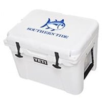 Southern Tide Yeti Tundra Cooler 35 QT in White 2056