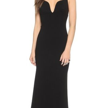 Jill Jill Stuart Cross Back Dress