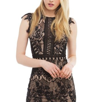 THE GREAT LACE DRESS - Dresses