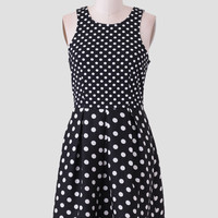 Ethel Polka Dot Dress