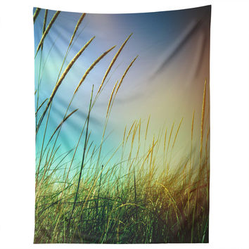 Olivia St Claire Beach Vibes Tapestry
