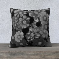 Cosmos Night - Pillow Cover