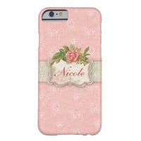 Girly Floral iPhone 6 case