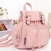 Fashion Nice Pink Mini Cute Backpack-Fashion Shopping Mall