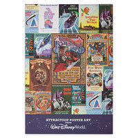 Walt Disney World Attraction Poster Art Pack