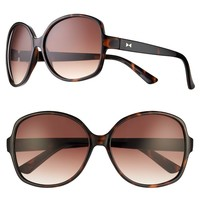 LC Lauren Conrad In and Out Oversized Square Sunglasses - Women
