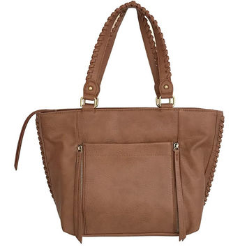 Change Of Scenery Handbag In Brown