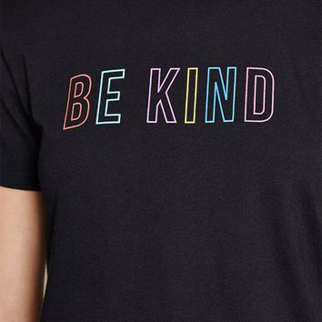 LA Hearts Be Kind Short Sleeve T-Shirt at PacSun.com