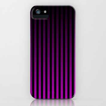 Purple Too iPhone & iPod Case by Lyle Hatch