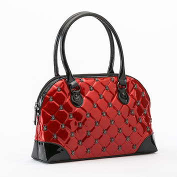 Lucy Quilted Hand Bag