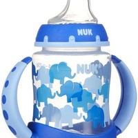 NUK Silicone Spout Learner Cup - Boy - 5 oz - Free Shipping