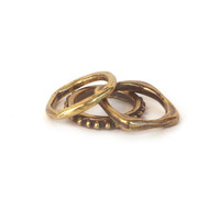 Dream Collective Three Ring Stack | Women's Rings