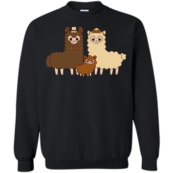Sexy Chocolate Alpaca Family 2017 T Shirt