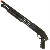 Whetstone? Pump Action Airsoft Shotgun