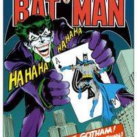 Batman Joker - Cover Posters at AllPosters.com