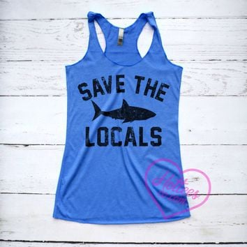 Respect the Locals Shark Tank Top