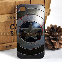 Captain America Winter Soldier - iPhone 4/4s/5/5s/5c - iPod 4/5 - Samsung Galaxy s3 i9300/s4 i9500 - Case