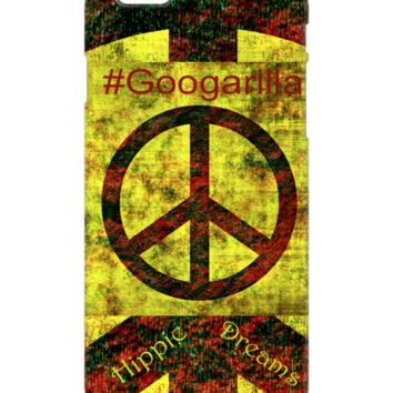 """Hippie Dreams"" Cell Phone Cases by #Googarilla. LovelyDesign Style."