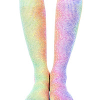RAINBOW DOTS SOCKS