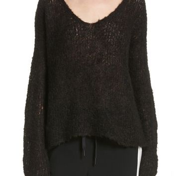 rag & bone Freda Alpaca Blend Sweater | Nordstrom