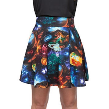 Planetary Skater Skirt - Exclusive