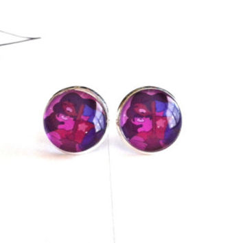 ON SALE - Made To Order - Steven Universe & Connie Dance Earrings