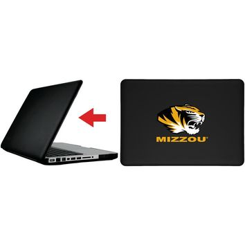 """University of Missouri - Gold design on MacBook Pro 13"""" with Retina Display Customizable Personalized Case by iPearl"""