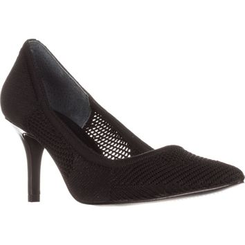 Charles by Charles David Strung Classic Pumps, Black, 8.5 US