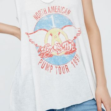 Free People Aerosmith Thermal Tank