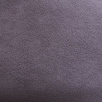 5 Continuous Yards Solid Dark Brown Anti-Pill Fleece Fabric Crafting, Sewing, Home Decor, Apparel, Washable