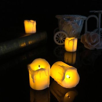 Bright Ultra Flameless Candles Battery Operated LED Electronic Candles