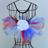 Red, White, and Blue Tutu