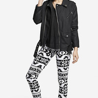 AZTEC SEXY STRETCH LEGGING from EXPRESS