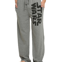 Star Wars Logo Guys Pajama Pants