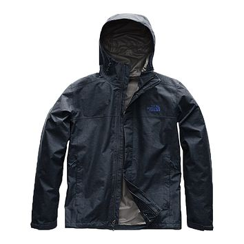 Men's Venture 2 Jacket in Urban Navy Heather by The North Face