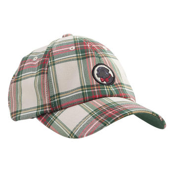 Frat Hat in Stone Tartan Plaid by Southern Proper