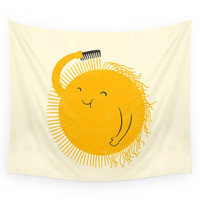 Society6 Here Comes The Sun Wall Tapestry
