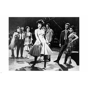 RITA MORENO photo from West Side Story musical POSTER 1961 24X36
