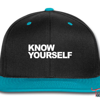 Know Yourself Snapback
