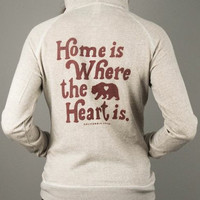 California Heart Sweatshirt