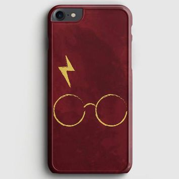 Harry Potter Face Illustration iPhone 7 Case | casescraft