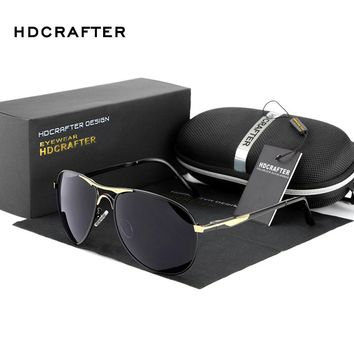 Fashion Polarized men's Sun Glasses with High Quality