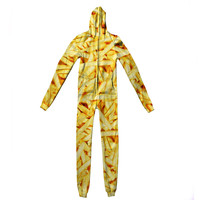 Frenchfries Adult Jumpsuit