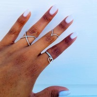 Tarianna Ring Set