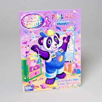 Lisa Frank Paint With Water Book - 48 Units