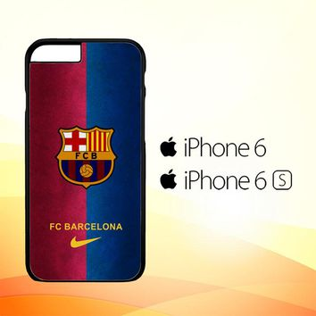 FC Barcelona R0110 iPhone 6|6S Case